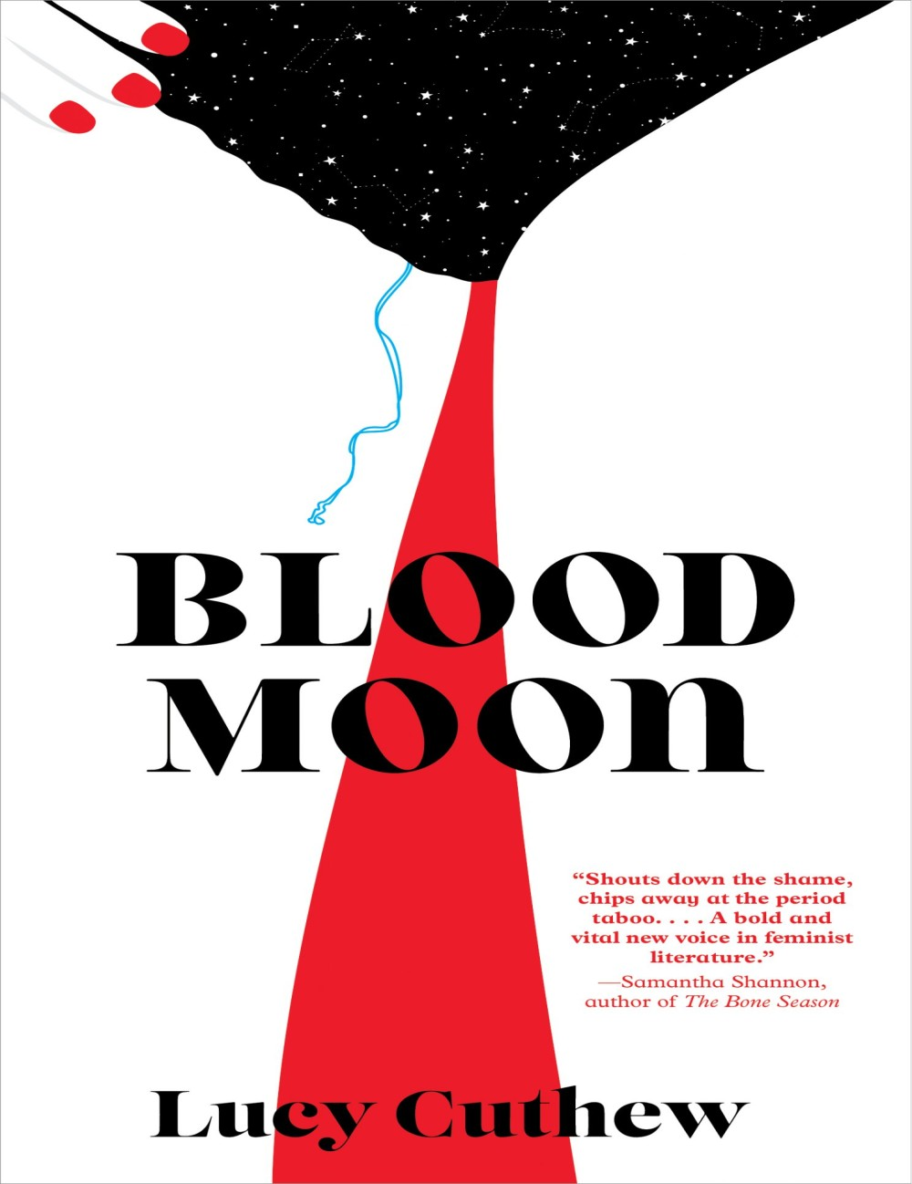 'Blood Moon' by Lucy Cuthew