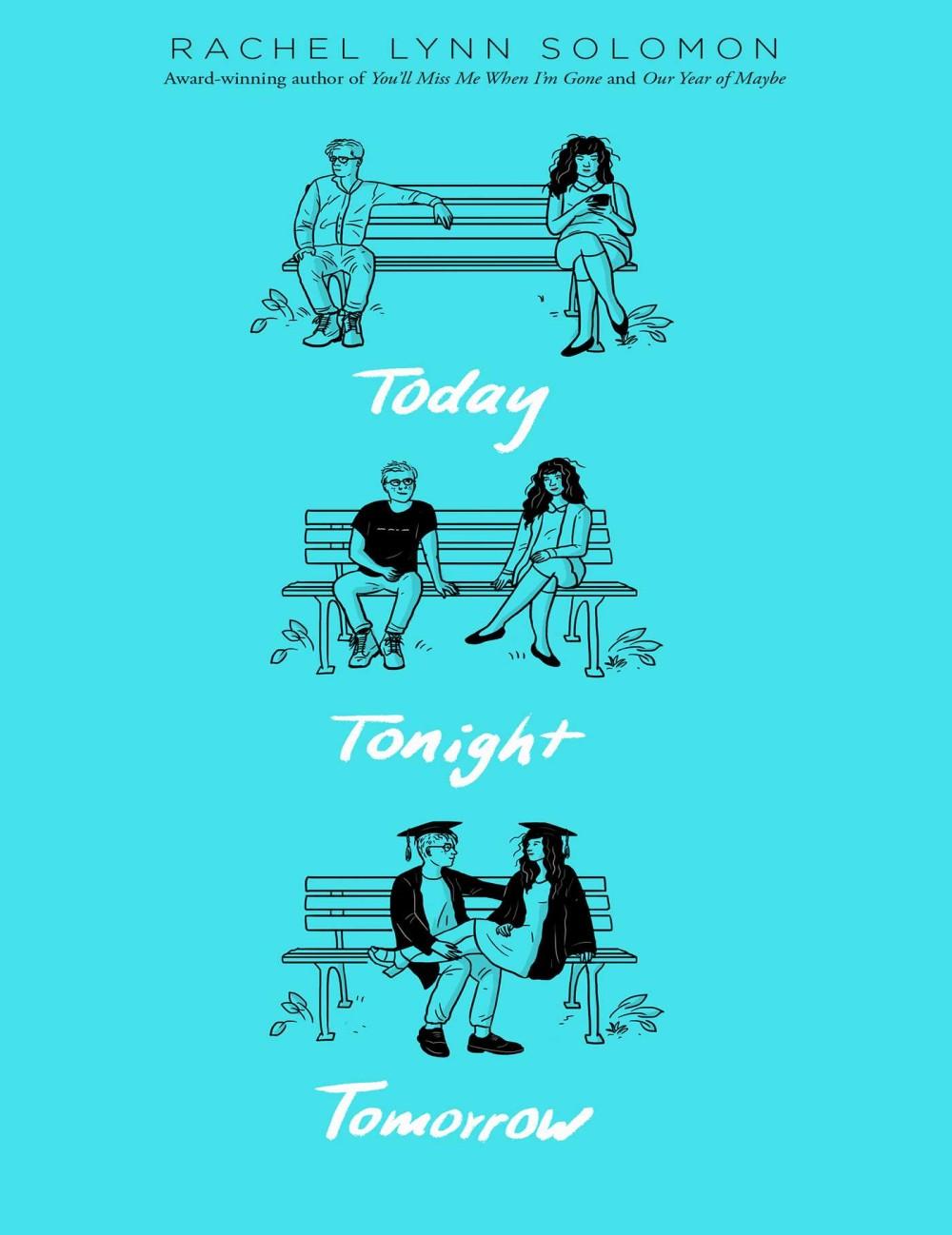 'Today Tonight Tomorrow' by Rachel Lynn Solomon