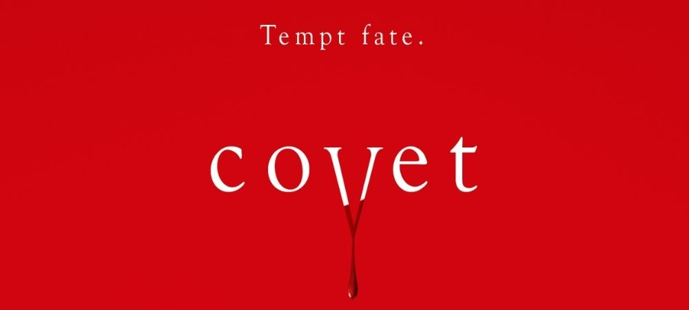 Covet by Tracy Wolff (Crave #3)
