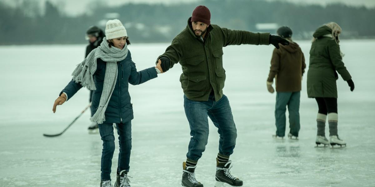 American Gods season 3 episode 7 ice skating