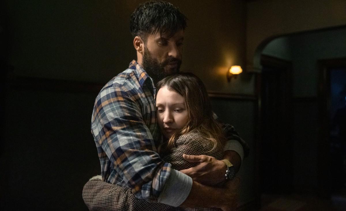 American gods season 3 episode 6 shadow laura reunite