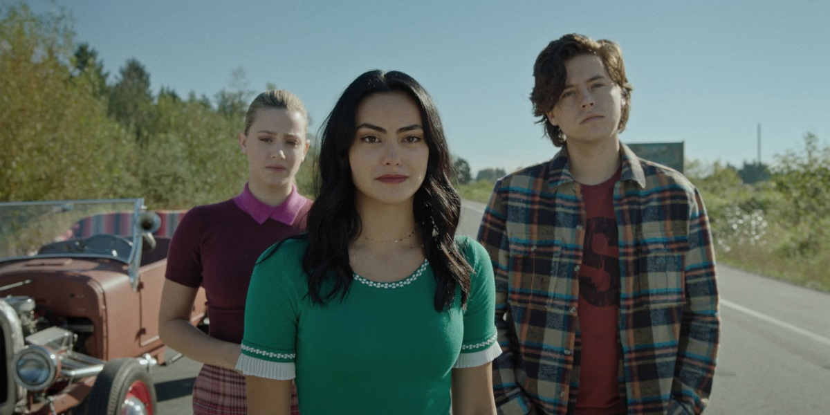 riverdale, veronica, betty, jughead