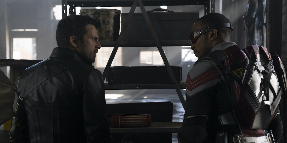 falcon and the winter soldier bucky sam