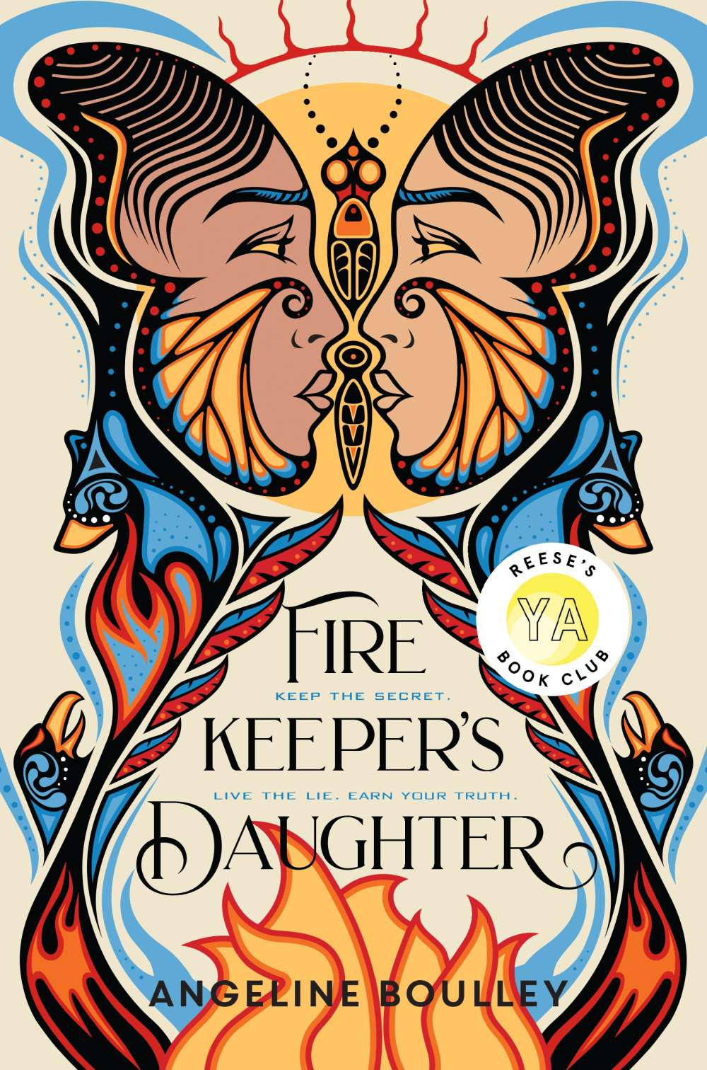 Firekeeper's Daugher by Angeline Boulley