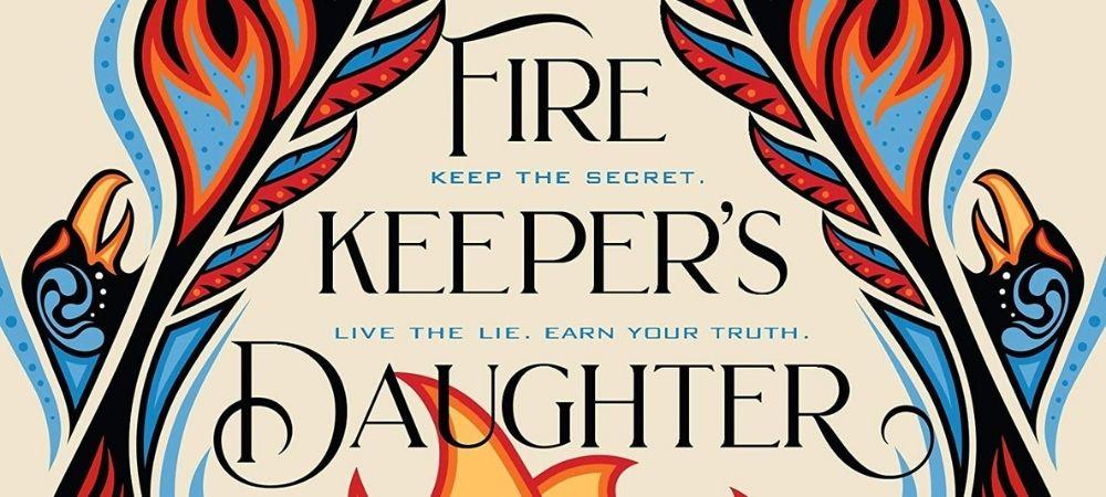 Firekeeper's Daughter title