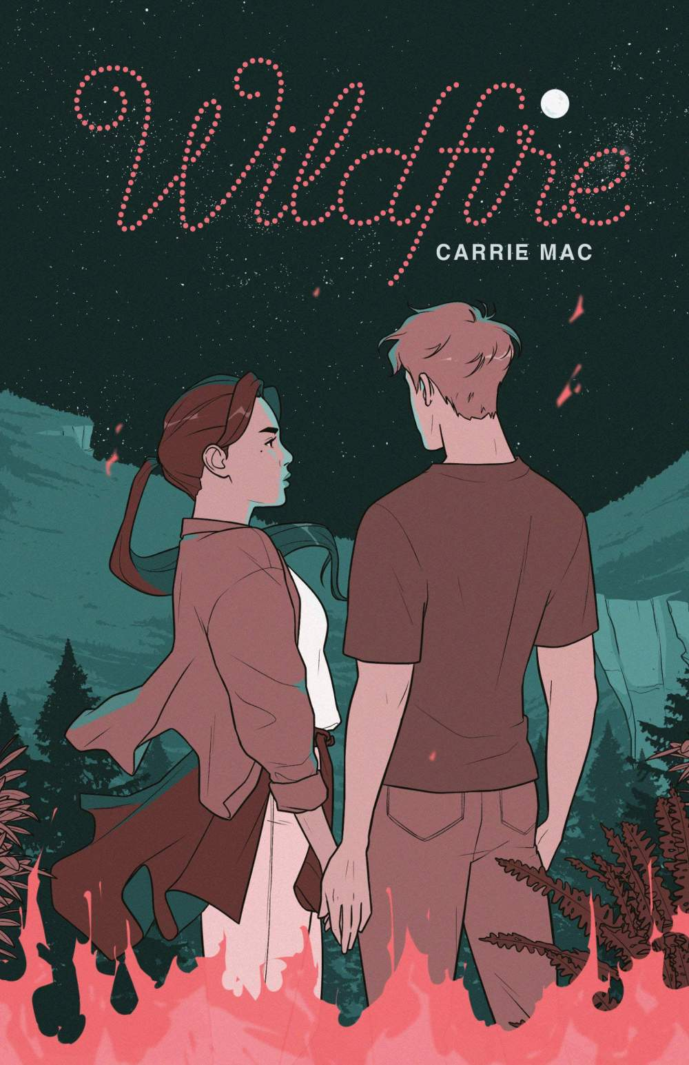 'Wildfire' by Carrie Mac