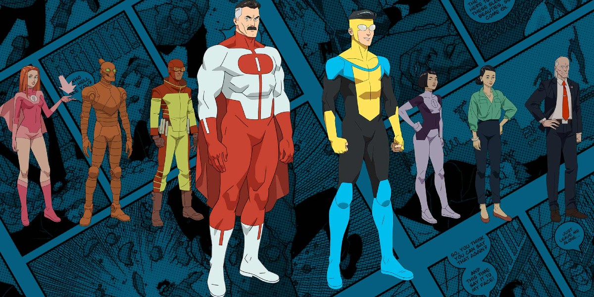 Amazon's 'Invincible' gives us a world beyond DC and Marvel superheroes