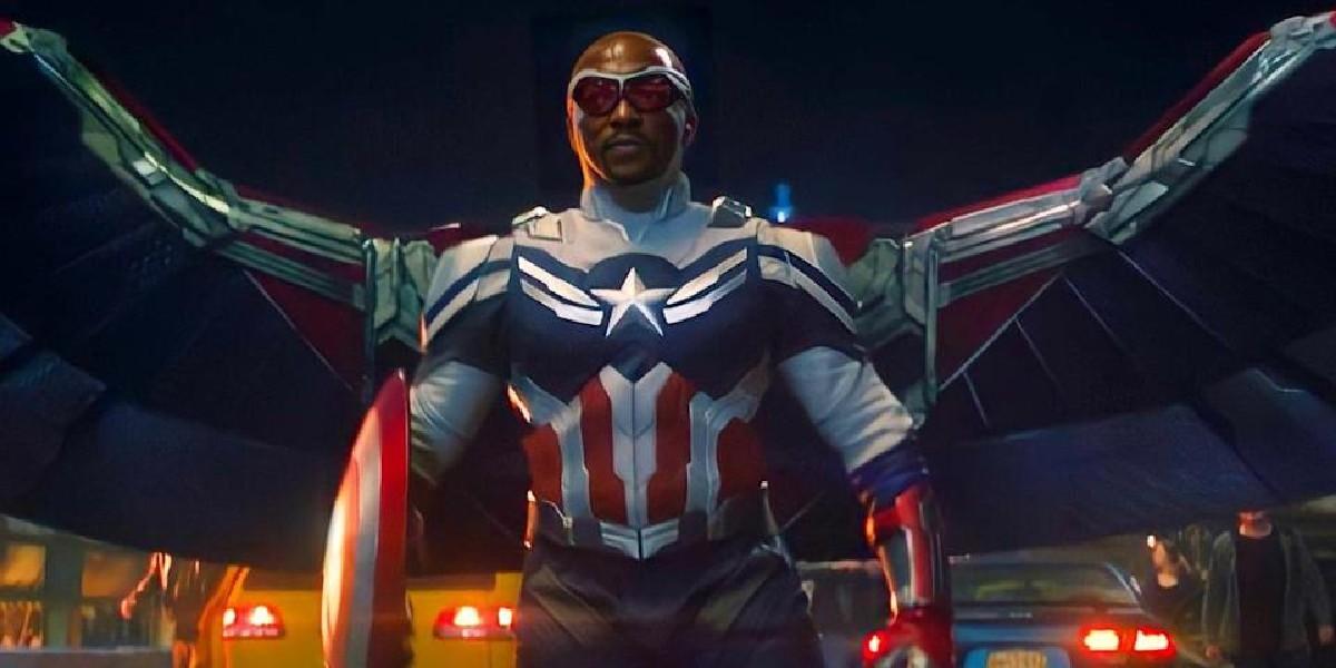 captain america new suit sam