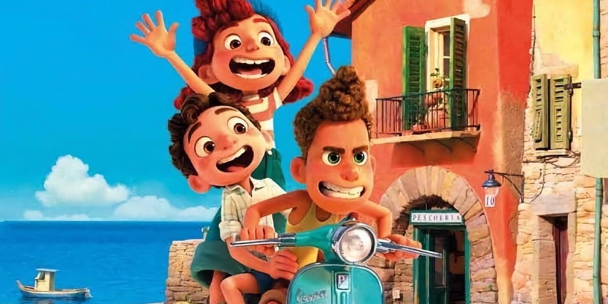 Luca movie review