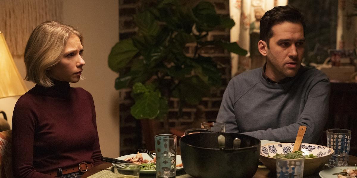 Gossip Girl season 1, episode 3
