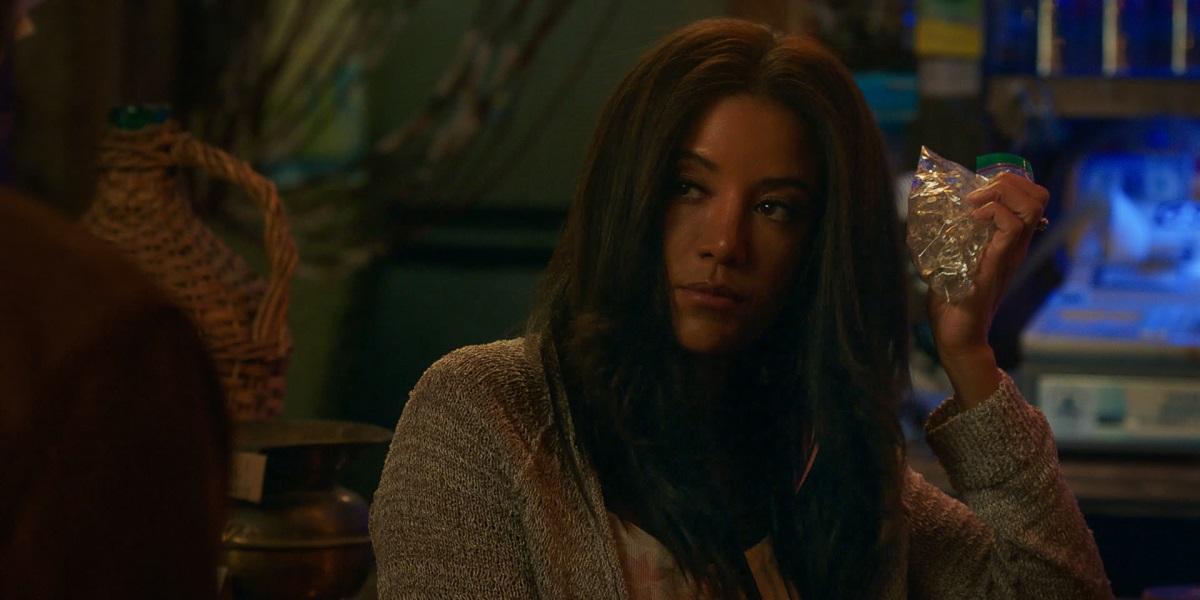 roswell season 3, maria