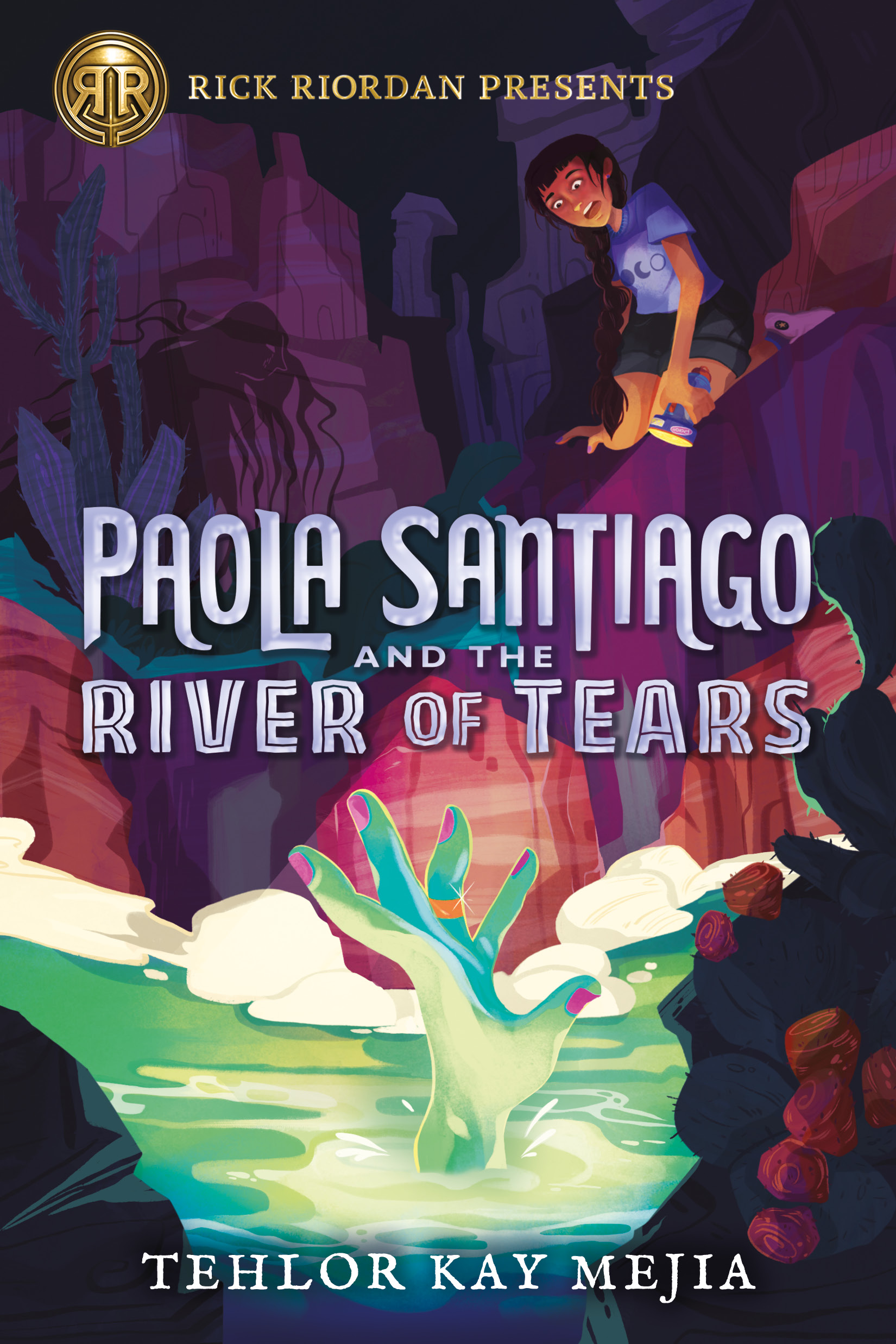 paola santiago river of tears