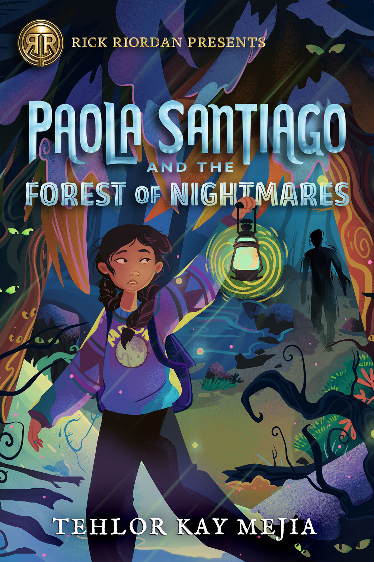 paola santiago forest nightmares cover