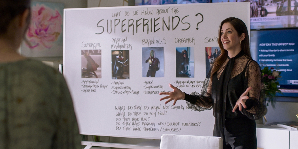 Supergirl season 6, episode 9