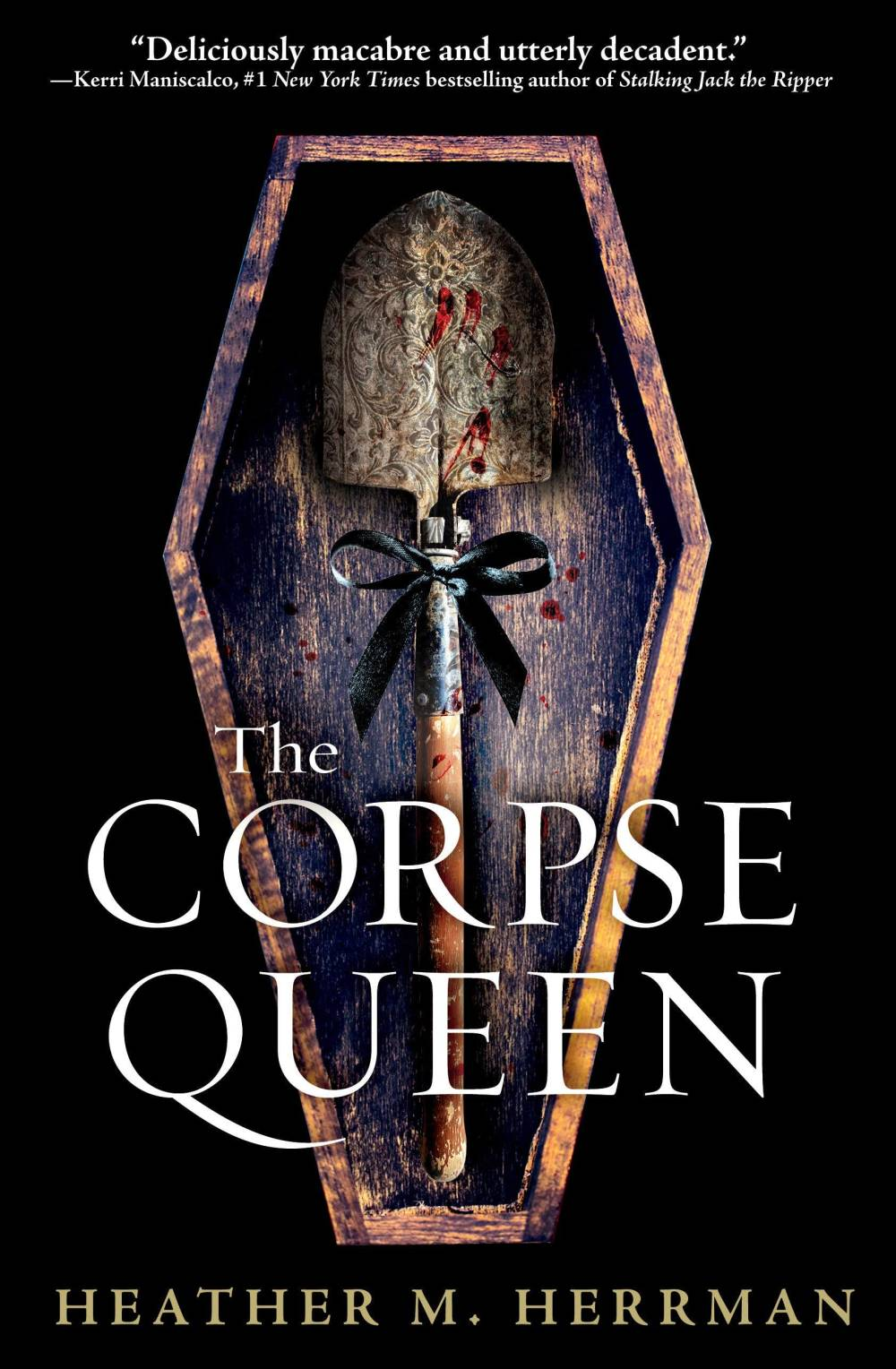 The Corpse Queen by Heather Herrman