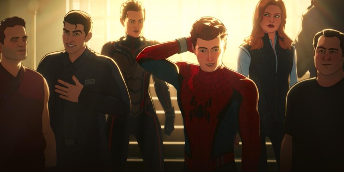what if episode 5 spider-man