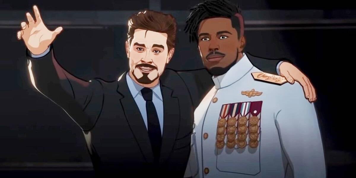 what if episode 6 tony stark