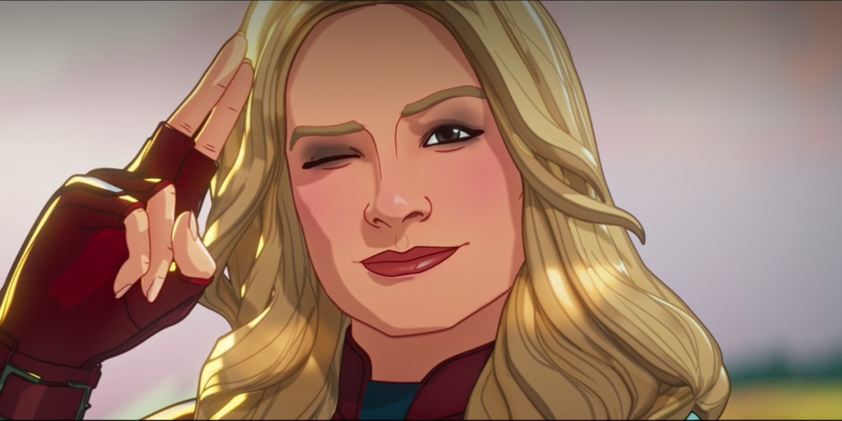 what if episode 7 captain marvel